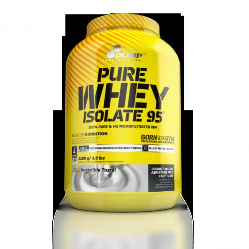 Протеин Olimp Pure Whey Isolate 95 1800g