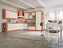 Классическая белая кухня в стиле кантри ATENA фабрика AR-TRE (Италия)
