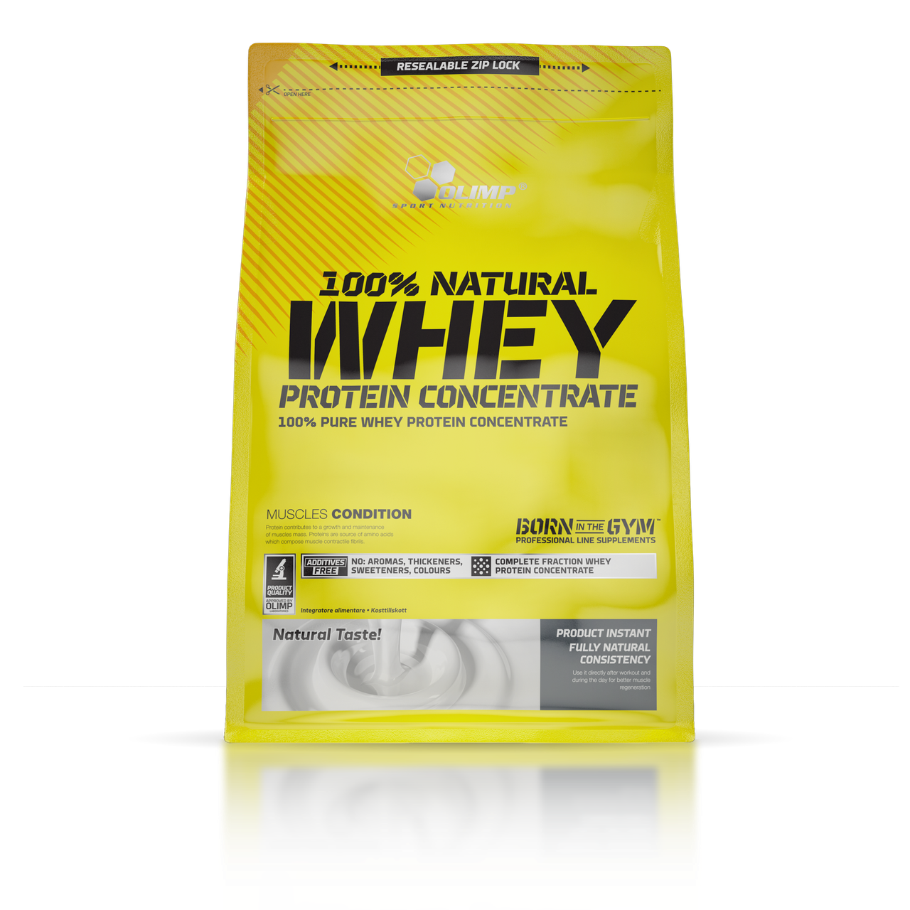 Протеин Olimp Natural Whey Protein Concentrate 700g