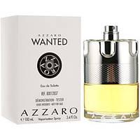 Azzaro Wanted EDT 100ml Tester для мужчин