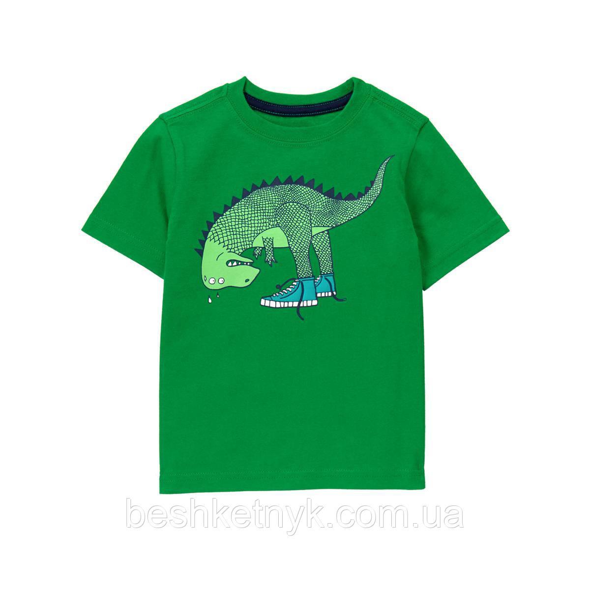 Футболка Gymboree - Динозаврик