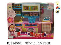 """Детская кухня """"Маша и Медведь"""" QF1582"""