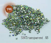 Камни Сваровски (SS6Transparent AB) 1440шт