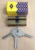 Сердцевина замка (3 ключа) 60мм