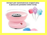 Аппарат для приготовления сладкой ваты в домашних условиях Cotton Candy!Опт