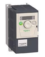 Преобразователь частоты Schneider Electric ATV312 0,75 кВт 1-ф/220 ATV312H075M2