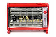 Обогреватель инфокрасный Asel - 1800 Вт [AH-4019]