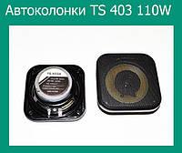 Автоколонки TS 403 110W!Опт