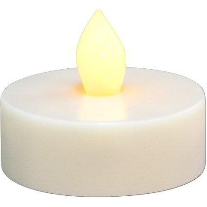 Светильник мерцающая свеча Код.57672