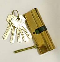 Сердцевина на 3 ключа 60 мм