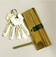 Сердцевина на 5 ключей 60 мм