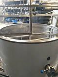 Котел сыроварня кпэ-600, фото 3