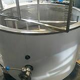 Котел сыроварня кпэ-600, фото 4