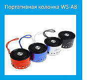 Портативная колонка WS-A8!Опт