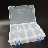 """Ящик для крепежа (органайзер для мелочей) 23MM""""x16MM""""x6MM"""""""