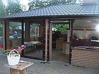 Беседка с мягкими окнами, фото 1