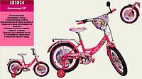 Детский двухколесный велосипед Dream Girl 18 дюймов 181814