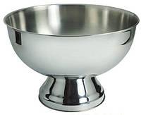 Чаша нержавеющая круглая для пунша V 9300 мл (шт)