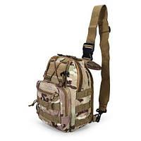 Тактическая военная сумка рюкзак OXFORD 600D Multicam, фото 1