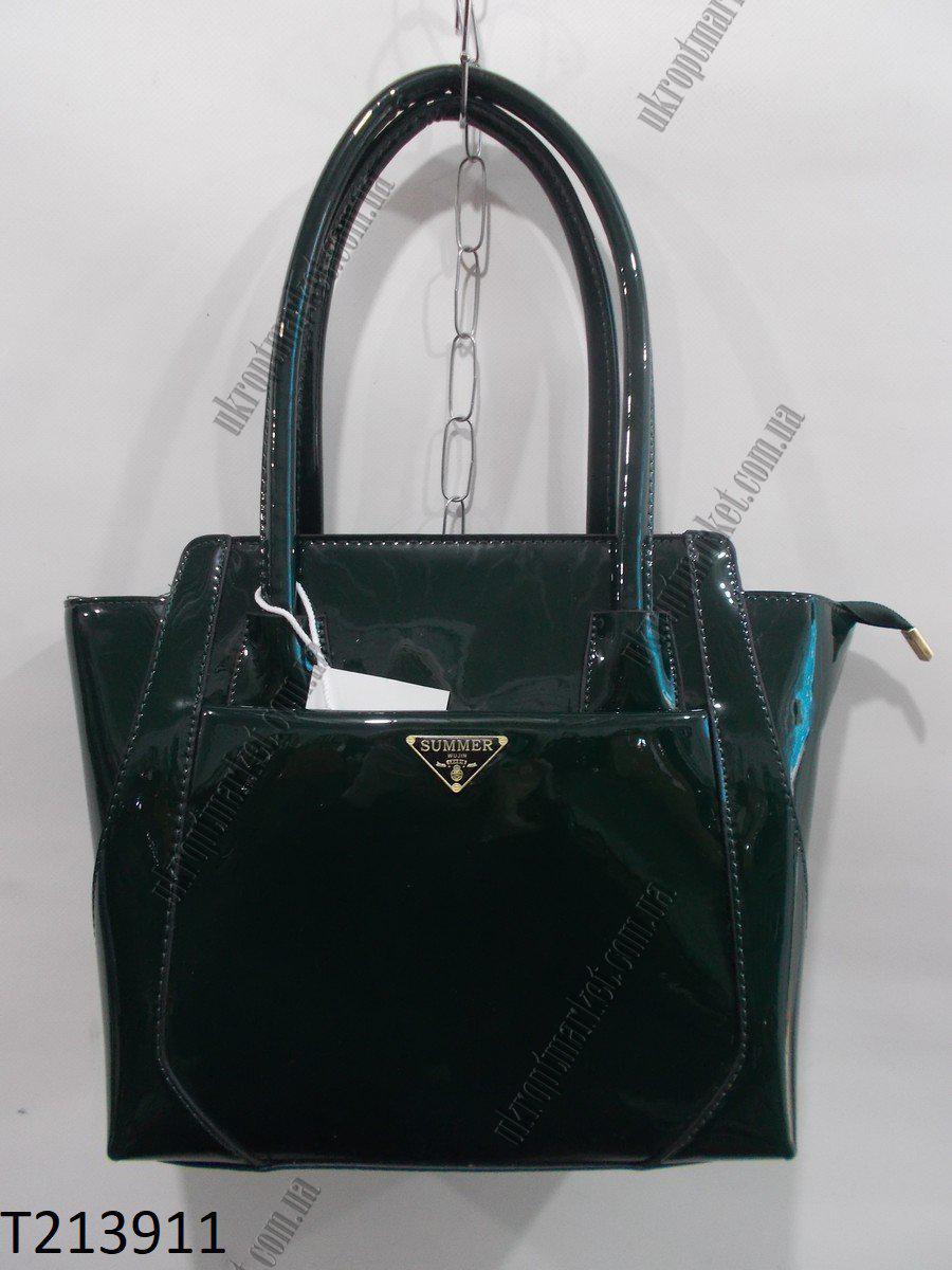 91cf75fe7fce Женская сумка лакированная (32x26см)