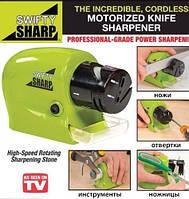Ножеточка Свифти Шарп, точилка для ножей