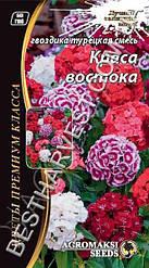 Семена цветов Гвоздика турецкая «Краса востока» смесь 0.2 г