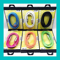 USB кабель на NOTE8 STD506 силиконовый!Опт