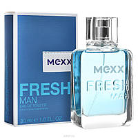 Mexx Fresh Man - Туалетная вода 30ml (Оригинал)