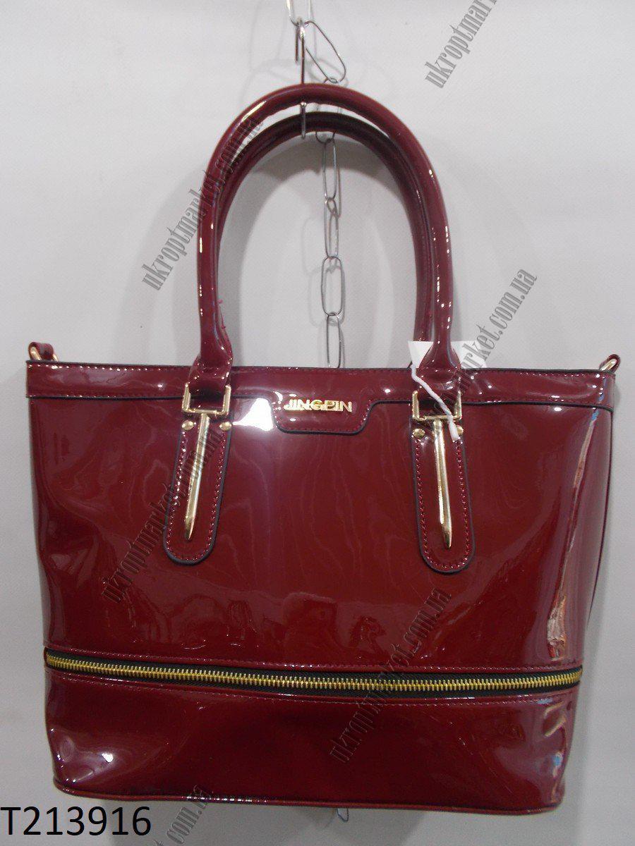 58ef5a4f93d2 Женская сумка лакированная (31x25см)