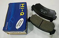 Колодки Лачети задние (старый образец) Hi-Q (Корея) SP1160
