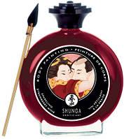 Краска для тела Strawberry & Champagne Shunga