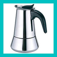 Эспрессо кофеварка WimpeX Wx 6040 (6 чашек)