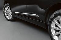 Молдинги на двери защитные Toyota Venza 2008-2012