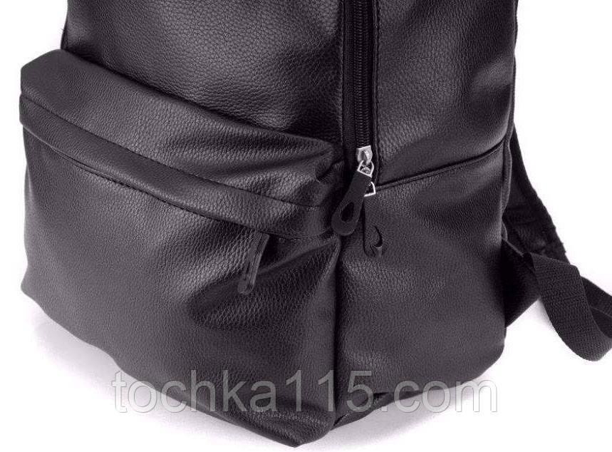 720508e78a80 ... черный Стильный городской рюкзак Philipp Plane, мужской рюкзак, женский  рюкзак, рюкзак кожаный, ...