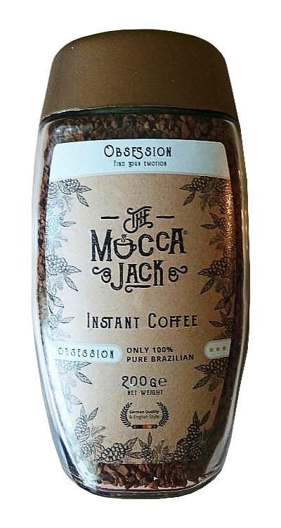 Mocca Jack 200 гр.