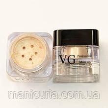 Рассыпчатые тени-пигмент VG N-103