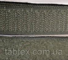 Лента липучка 38 мм.хаки.№327(25 м)(12 компл.в ящ)