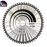 Диск пильный Bosch Optiline Wood 210 x 30 56