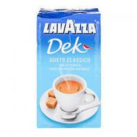 Кава мелена Lavazza Dek Decaffeinato без кофеїну 250 г