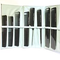 Набор профессиональныx расчёсок SPL 13722, 8шт.