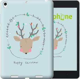 "Чехол на Xiaomi Mi Pad Happy Christmas ""4185u-361-450"""