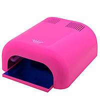 УФ-лампа 36W Master Professional розовая