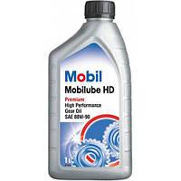 Трансмиссионное масло Mobilube HD 80W-90 1 л