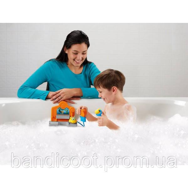 Игровой набор для ванной Октанавты - Станция Очистки Fisher-Price Octonauts Gup Cleaning Station
