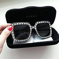 Солнцезащитные брендовые очки Gucci