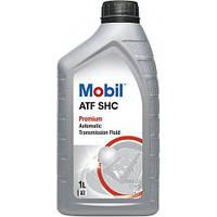 Масло для АКПП и гидроприводов Mobil ATF SHC 1 л