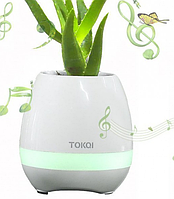 Горшок музыкальный для цветов Smart Music Flowerpot