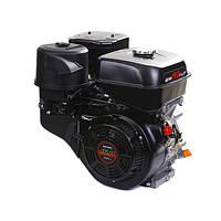 Двигун бензиновий Weima WM190F-L (R) NEW редуктор (16 к. с.,вал під шпонку)