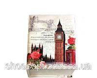 Книга шкатулка Лондон для хранения украшений 25х18х7 см
