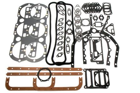 Набор прокладок двигателя ЯМЗ-236  (арт. 1911)